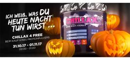 Rocka Nutrition Chillax gratis beim Kauf eines Proteinpulvers